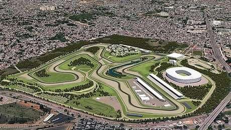 Projeto de autódromo do Rio é o de construir pista em Deodoro