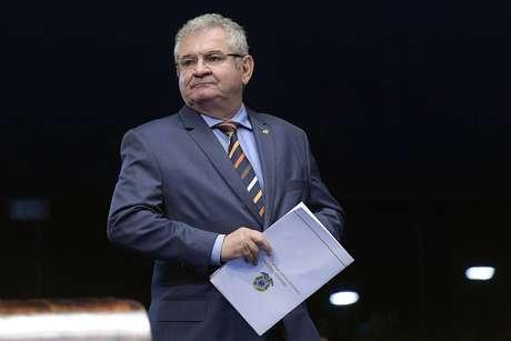 Senador Ângelo Coronel (PSD)preside a CPI das Fake News