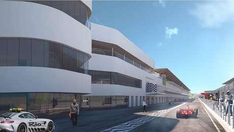 Detalhes do projeto do novo autódromo do Rio