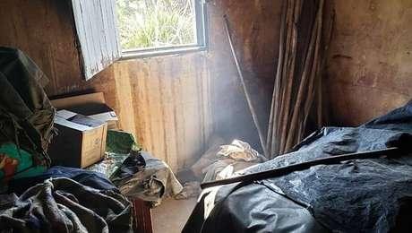 O trabalhador e sua mãe idosa viviam em condições insalubres, em fazenda de São José dos Campos, no interior de São Paulo