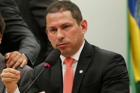 Deputado Marcelo Ramos, relator do projeto da regularização fundiária  25/04/2019 REUTERS/Adriano Machado
