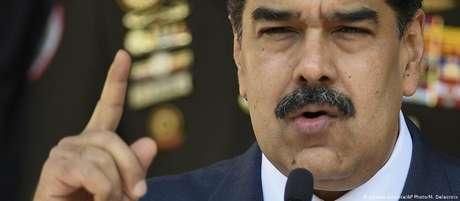 Após nova leva de sanções, presidente da Venezuela, Nicolás Maduro, expulsa embaixadora da UE