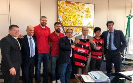 Conselho Deliberativo aprovou contrato do novo patrocínio master (Foto: Divulgação/Flamengo)