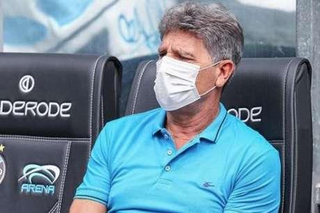 Divulgação Grêmio