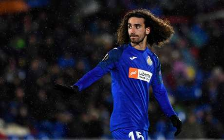 Cucurella é titular absoluto no time do Getafe (Foto: AFP)