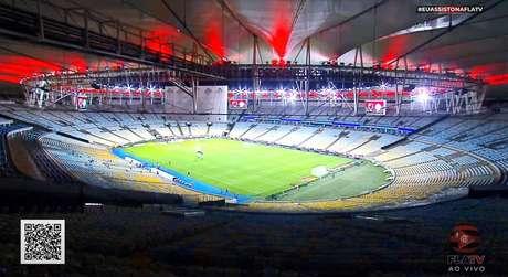 Flamengo transmite jogo do Carioca em seu canal no YouTube