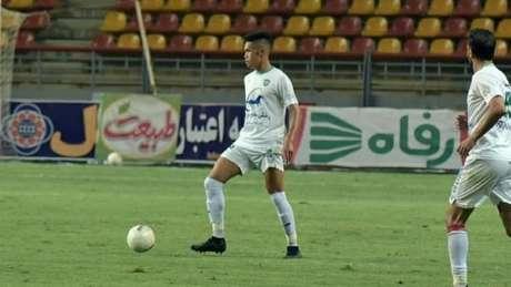 Eduardo Mancha relatou os procedimentos para volta do futebol no Irã (Foto: Divulgação/Machine Sazi)