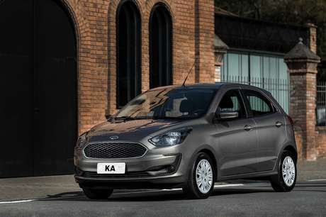 Ford Ka: versão mais barata custa R$ 48.380.
