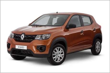 "Renault Kwid: versão Life, de R$ 34.990, vem sem o ""kit dignidade""."