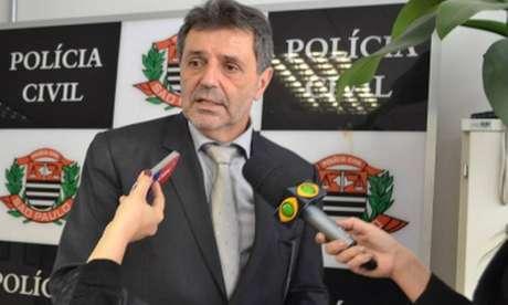 Osvaldo Nico Gonçalves, delegado e conselheiro do Santos (Foto: Reprodução)