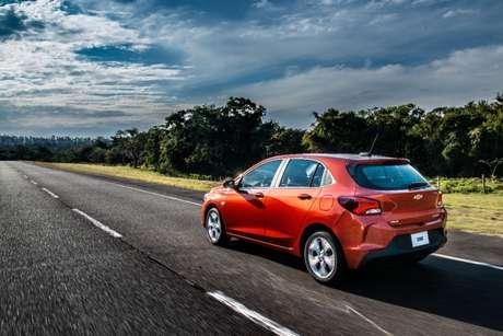 Novo Onix tem seis versões de R$ 56.290 a R$ 77.090, com motor 1,0 de três cilindros.