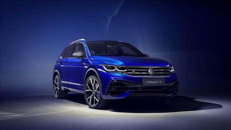 Volkswagen Tiguan R: 320 cavalos para dar um brilho na linha 2021.