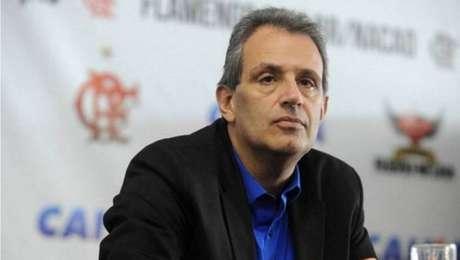 Luiz Eduardo Baptista,vice-presidente de Relações Externas do Flamengo