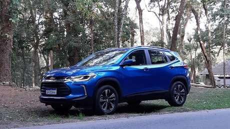 Chevrolet Tracker Premier: em breve pode haver também uma opção 1.0 turbinada.
