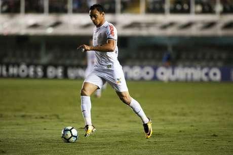 Ricardo Oliveira tem passagens pelo Santos em 2003 e entre 2015 e 2017 (Foto: Ivan Storti/Santos FC)
