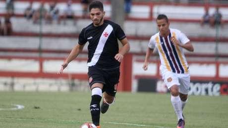 Andrey já jogou contra o rival do Vasco na partida desta quinta-feira (Paulo Fernandes/Vasco.com.br)