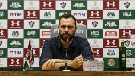 Fluminense enviará ofício à Globo para pensar em transmissão (FOTO: LUCAS MERÇON / FLUMINENSE F.C.)