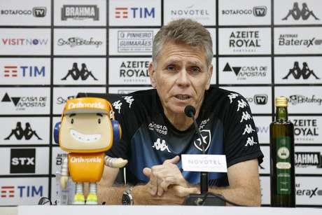 Paulo Autuori ficou satisfeito com classificação do Botafogo - Vitor Silva/Botafogo