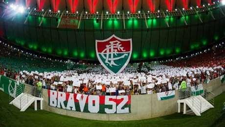 Fluminense chegou aos 30 mil sócios-torcedores (Foto: BRUNO HADDAD/FFC)