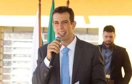 O secretário de Educação do Paraná, Renato Feder.