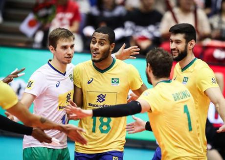 Times brasileiros de vôlei não terão atividades em 2020 (Foto: Reprodução/Instagram)