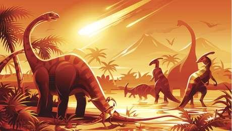 Os dinossauros dominavam a Terra até que desapareceram há mais de 60 milhões de anos… Quem vai nos substituir?