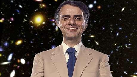 Em 1980, astrônomo Carl Sagan ficou famoso mundialmente