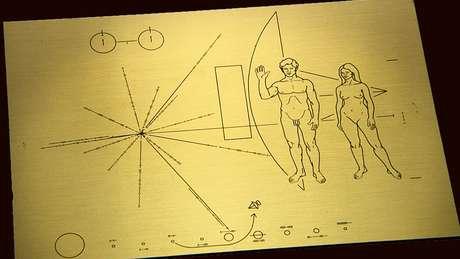 Escândalo eclodiu, apesar do fato de a mulher ter ido ao espaço sem órgãos genitais