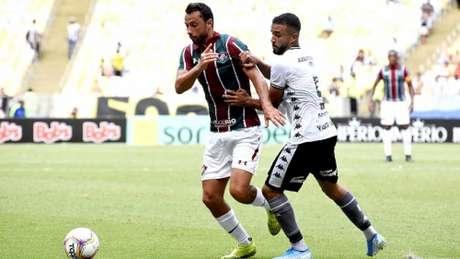 Fluminense venceu o Botafogo no primeiro jogo entre as equipes no ano (Foto: MAILSON SANTANA/FLUMINENSE FC)