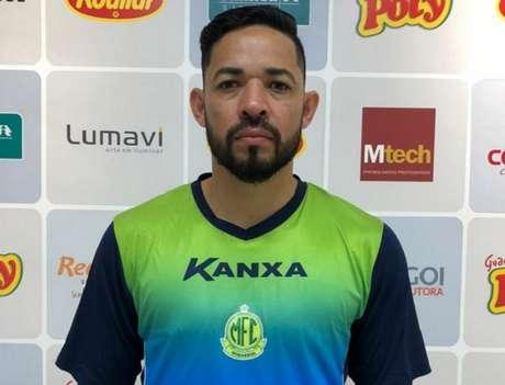 Luiz chega para disputar o Paulistão pelo Mirassol, clube em que foi revelado (Foto: Divulgação/Mirassol)