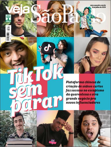Em destaque na VejaSP: celebridades nascidas no TikTok começam a faturar alto com a fama virtual