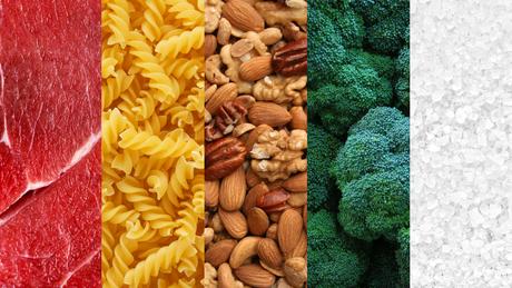 De acordo com os pesquisadores, temos apetites para proteínas, carboidratos, gorduras, cálcio e sódio (sal)