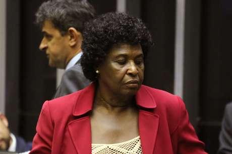 Deputada federal Benedita da Silva (PT-RJ) pediu que o tribunal estabelecesse uma cota de 30% de candidaturas negras para cada agremiação
