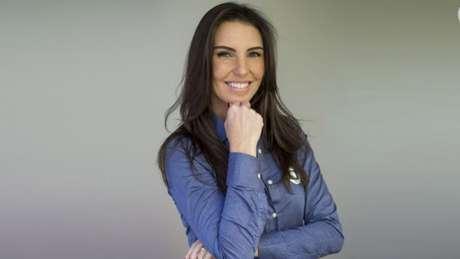Após ser global e acertar sua saída do canal de Silvio Santos, Glenda tem futuro incerto na TV (Divulgação Globo)