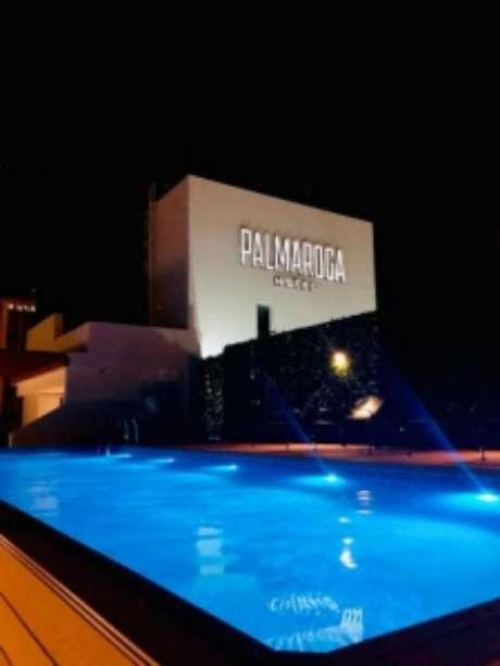 Hotel de luxo foi local escolhido para receber R10 (Divulgação)