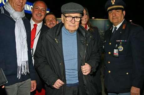 Ennio Morricone tinha 91 anos de idade