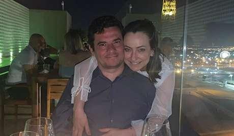 O casal Moro continua a fazer sucesso nas redes sociais mesmo após o ex-juiz da Lava Jato deixar o ministério de Jair Bolsonaro