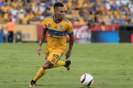 Vargas deixou claro que a vinda para o Galo pode ser pela estada de Sampaoli no clube mineiro-(Aton)