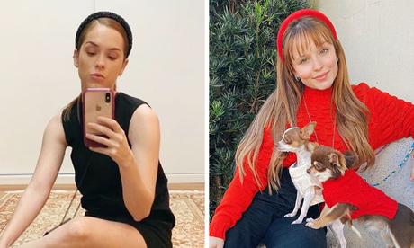 Sophia Abrahão e Larissa Manoela (Fotos: Instagram/Reprodução)