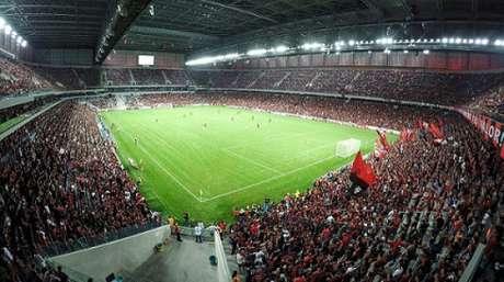 Foto: Maurício Mano/Site Oficial do Athletico Paranaense