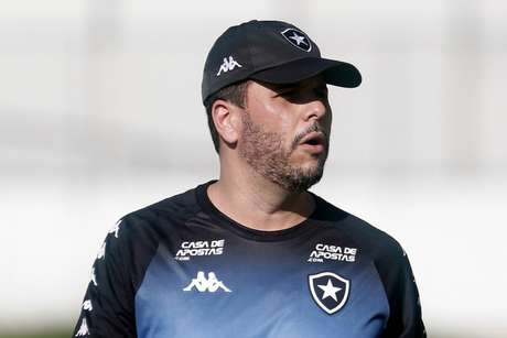 Felippe Capella é preparador físico do Botafogo (Foto: Vítor Silva/Botafogo)