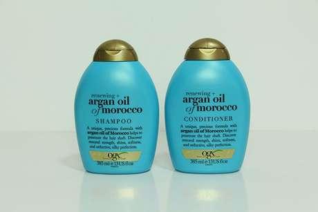 Ogx Argan Oil of Morocco, de Johnson &Johnson: testamos e gostamos