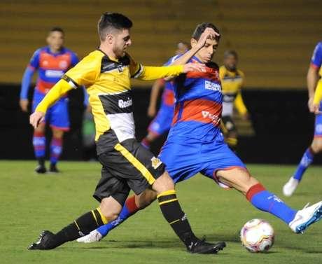 Criciúma e Marcílio Dias empataram em 0 a 0 pelas quartas de final do Campeonato Catarinense (Foto: Divulgação/Criciúma)