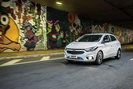 Chevrolet Joy, o antigo Onix: apenas 13,8% das vendas e preço próximo ao novo Onix.