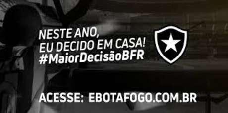 Torcedor pode ter acesso a conteúdos exclusivos no E-Botafogo