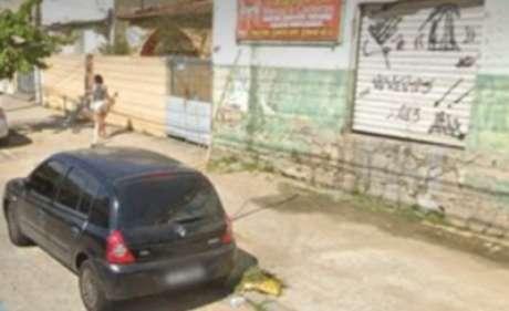 Rua Capitão Menezes, na Praça Seca, Rio: ordem do tráfico é para que moradores fiquem em casa, não por causa da pandemia, mas por confrontos entre facções na localidade