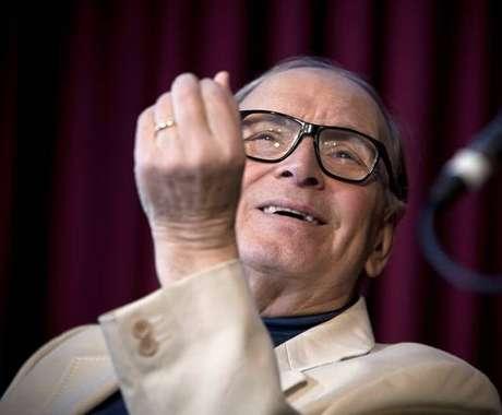 Ennio Morricone morreu na última segunda-feira (6) aos 91 anos