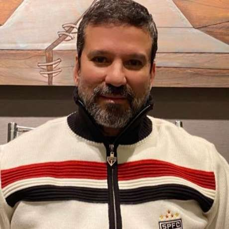 Olten Ayres de Abreu Júnior é filho do ex-árbitro de futebol Olten Ayres (Foto: Reprodução)