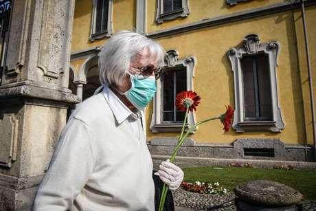 Segundo pesquisa, até 41% das mortes em asilos na Itália podem ter sido causadas pela Covid