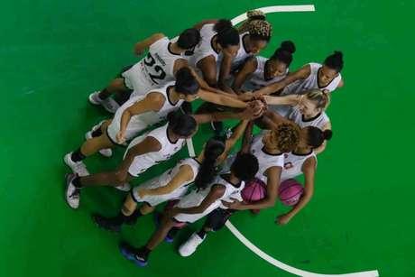A psicologia esportiva é um dos trunfos do basquete brasileiro (Foto: Diego Maranhão / LSB RJ)